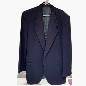 Georgio Arman Classic Blue Men's Blazer Size 38R